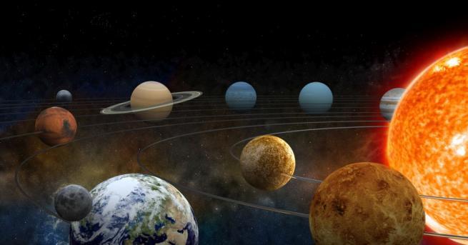 Системата за предупреждение за опасно приближаване към земята на астероиди