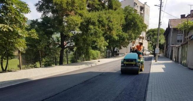 92-годишен емигрант дари средства за асфалтиране на улица в Монтана,