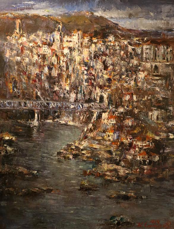 Кирил Станчев (1906 – 1988) Търново, 1974