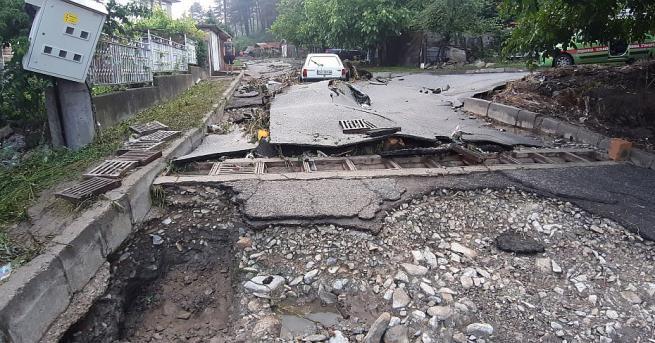 Отменено е бедственото положение в Котел, каза кметът на града