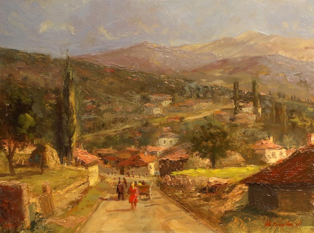Иван Бояджиев Планинско село 1930г.