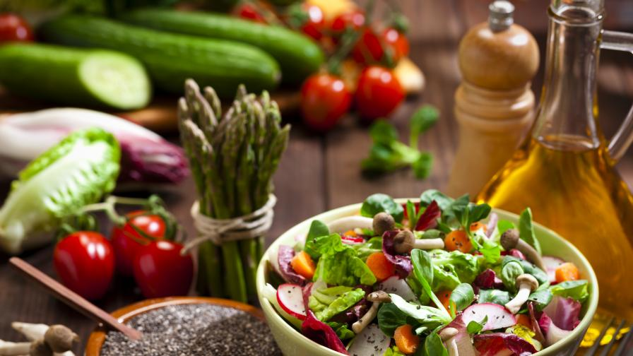 Какво да готвим през горещите дни