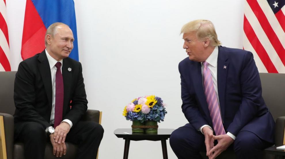 Путин се надява Тръмп да посети Москва на 9 май