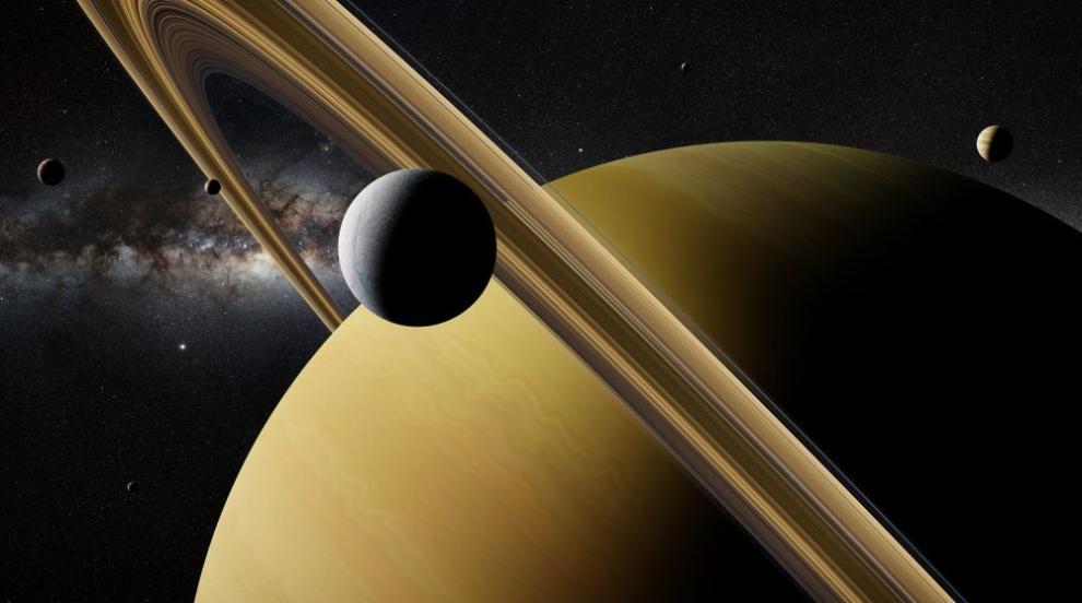 НАСА ще търси живот на Титан (ВИДЕО)