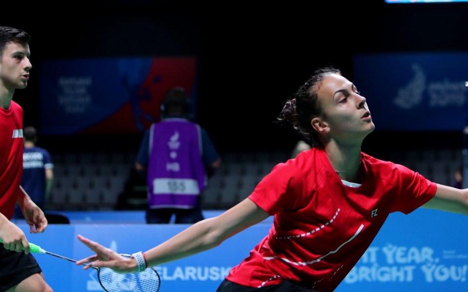 Мария Мицова е на 1/4-финал в Дъблин