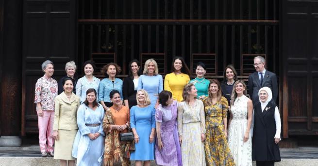 Съпругите на лидерите на Г-20 взеха участие в културна програма,
