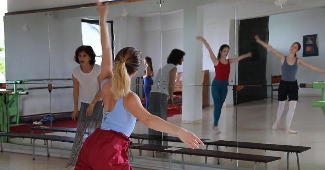 Балерина е мечтата на почти всяко момиче. Грация, светлина и