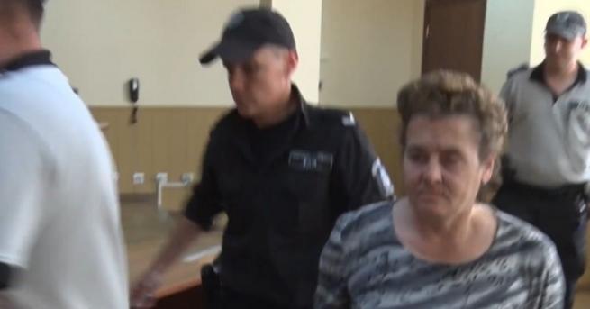 Пловдивският окръжен съд остави в ареста задържаната за умишлено убийство