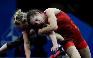 Миглена Селишка със сребърен медал в Рим