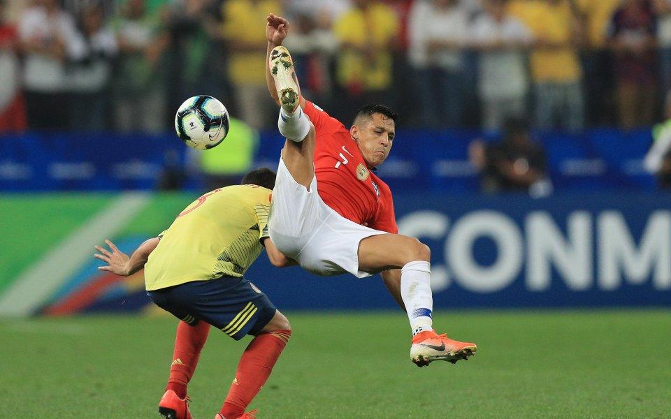 """Шампионската приказка на Чили на Копа Америка продължава. """"Ла Роха"""""""