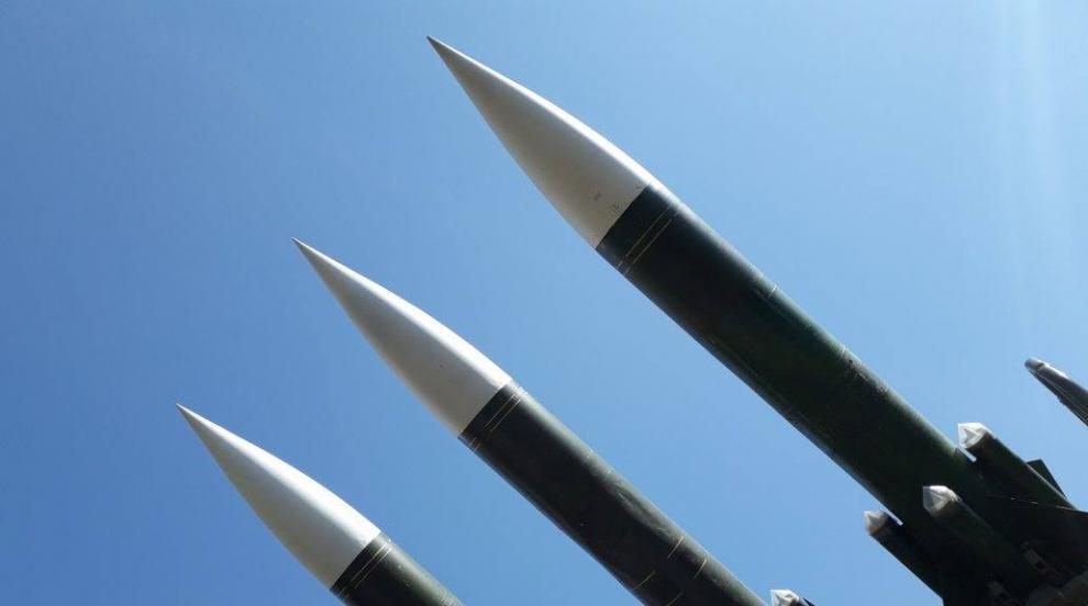 Три ракети, изстреляни от ивицата Газа, удариха ненаселени местност в Израел