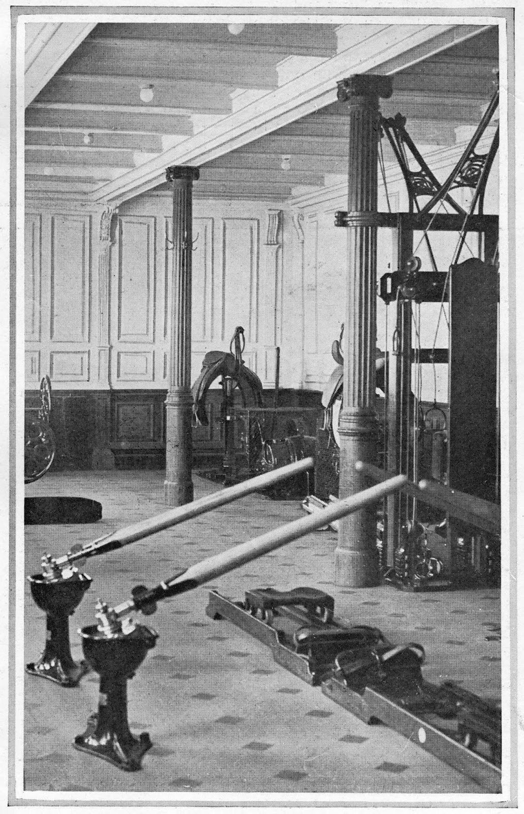 """1912: На борда на """"Титаник""""."""