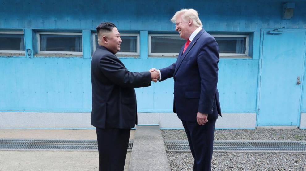 Ким Чен-ун покани Доналд Тръмп в Пхенян