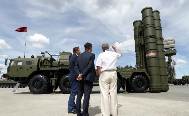 Русия: Започваме производство на ракети С-500 без аналог в света