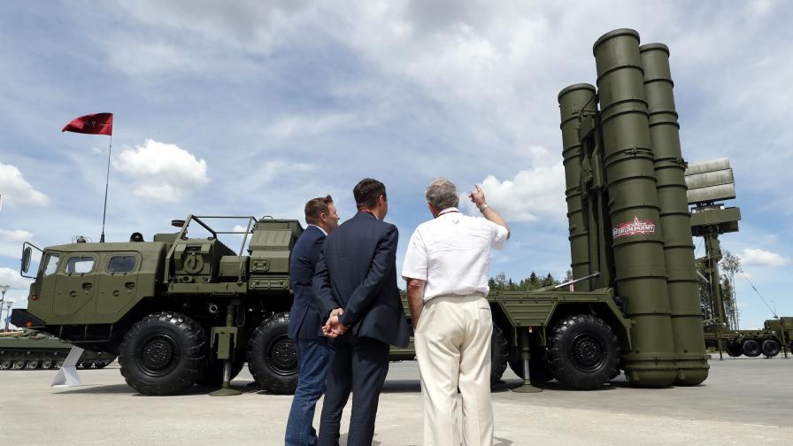 <p>Турските ракети са стари, Русия пуска С-500 без аналог в света</p>