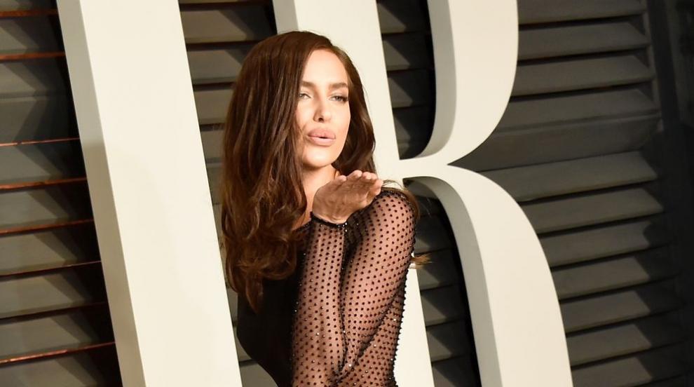 Ирина Шейк е най-добрият модел на бански костюми в света (СНИМКИ)