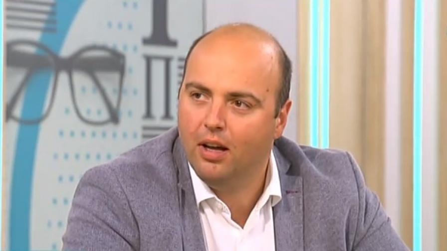 Изпълнителният директор на Българската федерация на големите енергийни консуматори Константин Делисивков