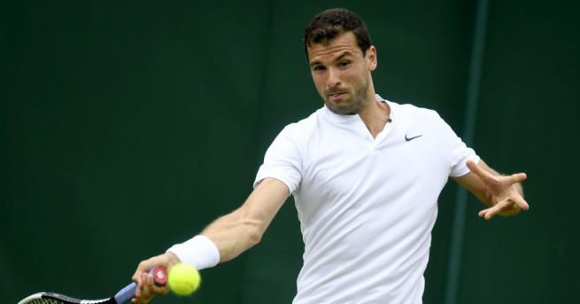 Българската звезда на тениса Григор Димитров посъживи едно много популярно