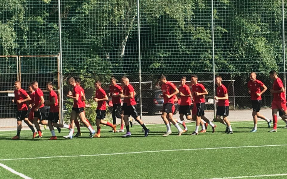 Дани Моралес ще води юношите старша възраст на ЦСКА