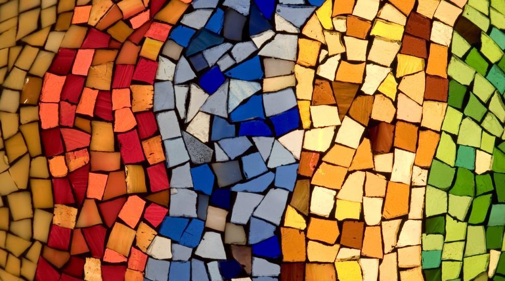 Уникални римски мозайки бяха открити насред лозе в...