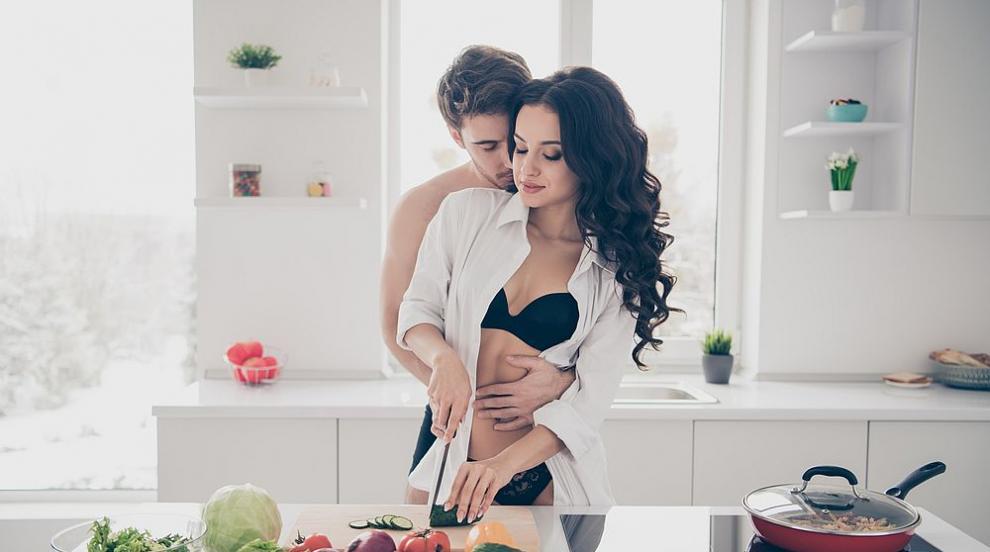 70% от жените се отказват от секс в замяна на идеална...