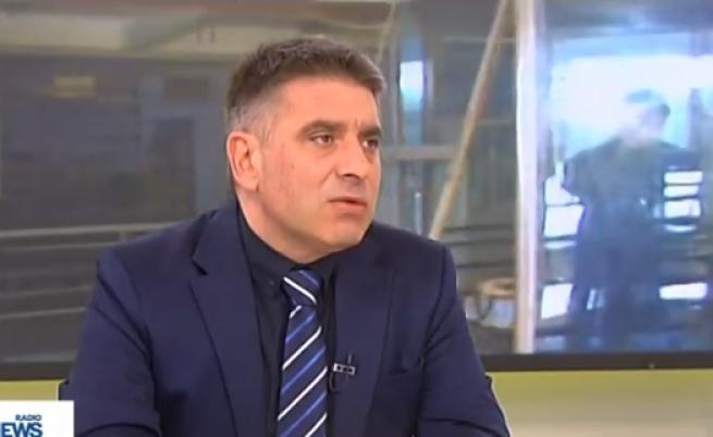 Кирилов: Вероятно шефът на затворите се разболял след новината за уволнението