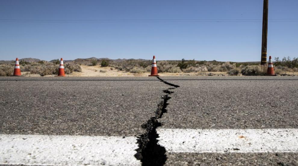 Земетресение разтърси Албания (СНИМКИ)