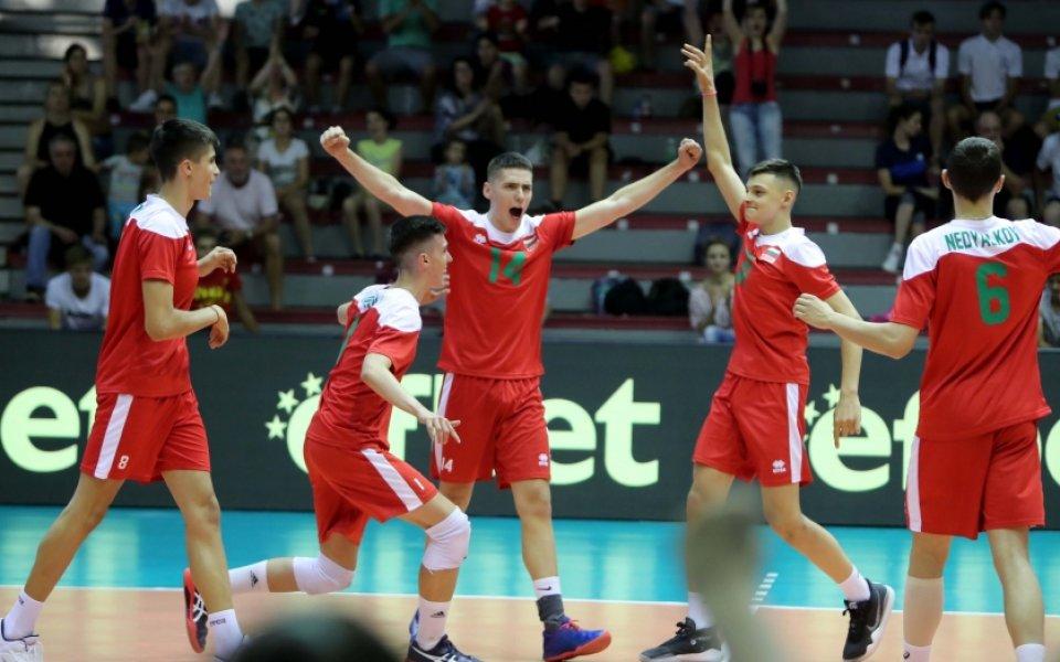 България е на 1/2-финал на Балканиадата