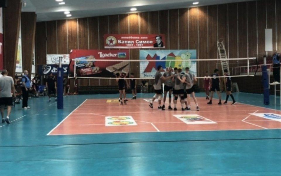 Волейболистите на България до 19 години с две победи над Тунис