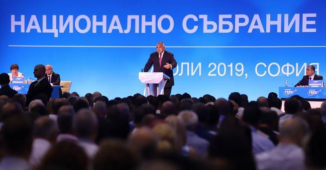 Борисов Борисов благодари на бившия си вече заместник Цветан Цветанов