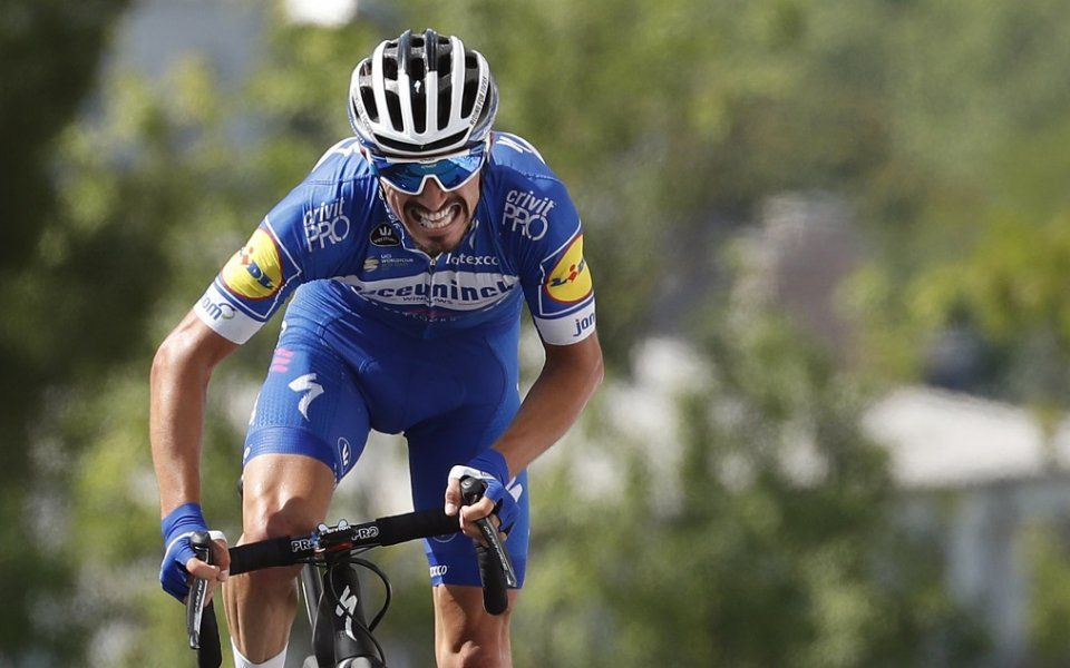 Французин взе 3-ия етап на Тур дьо Франс