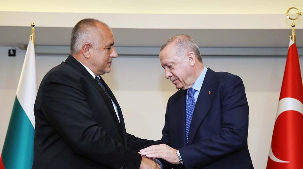 Какво важно си казаха Борисов и Ердоган в Сараево?