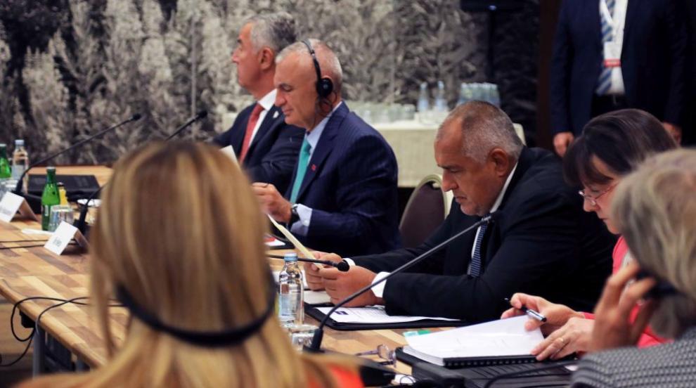 Борисов: Ивица Дачич трябва да ми се извини