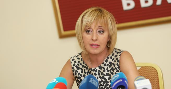 Омбудсманът Мая Манолова е внесла конституционна жалба срещу промените в
