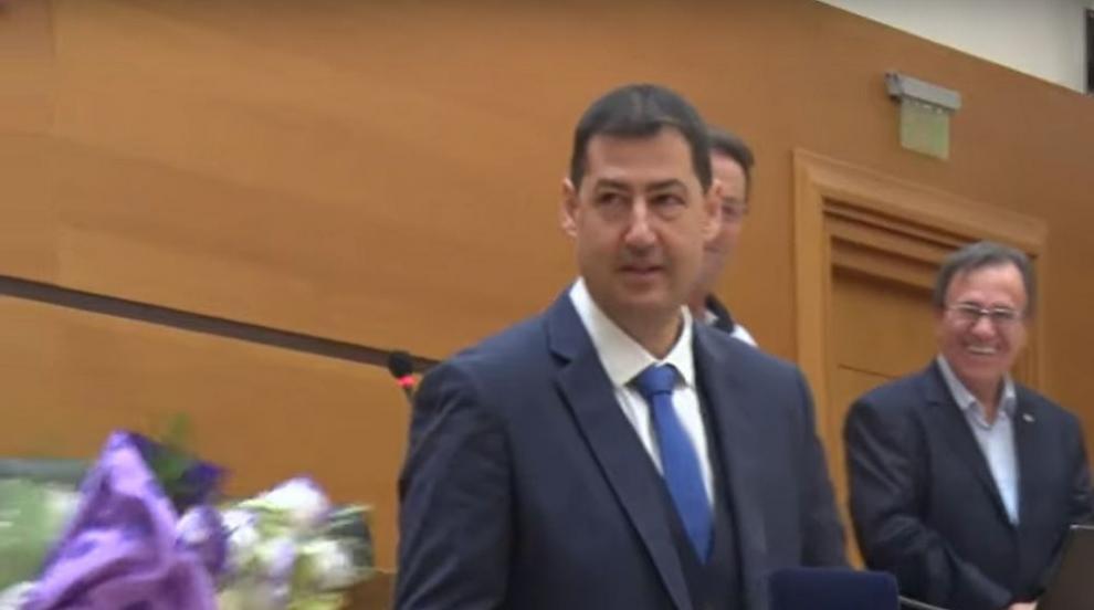 Иван Тотев няма да се кандидатира за трети мандат за кмет на Пловдив