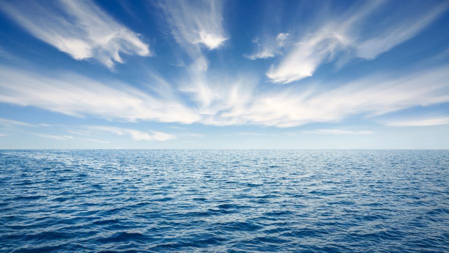 <p>Най-голямата пустиня на Земята е в Тихия океан</p>