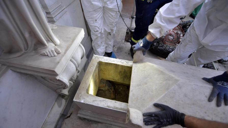 <p>Къде е Емануела и два празни гроба във Ватикана</p>