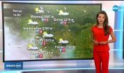 Прогноза за времето (12.07.2019 - централна емисия)