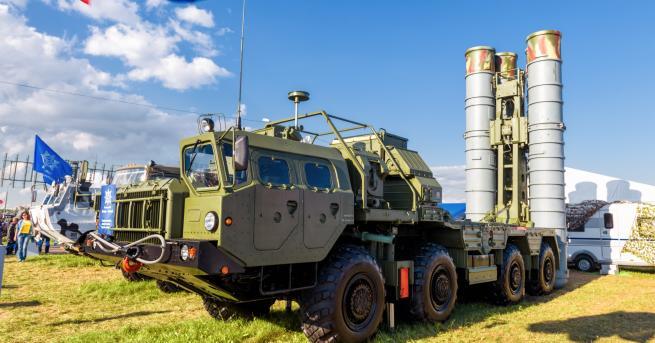 Свят Русия достави първите части за С-400 в Турция Три