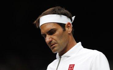 Федерер играе на арена за корида