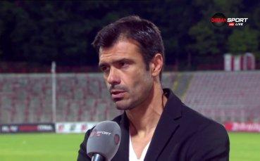 """Кирилов: Беше мечта да вкараме два гола на """"Армията"""", успяхме"""
