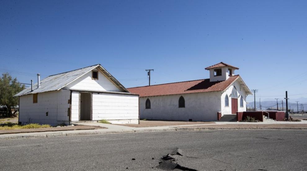 Отново земетресение в Калифорния