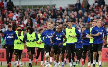 Юнайтед продължава да помпа самочувствието си, този път с 4:0