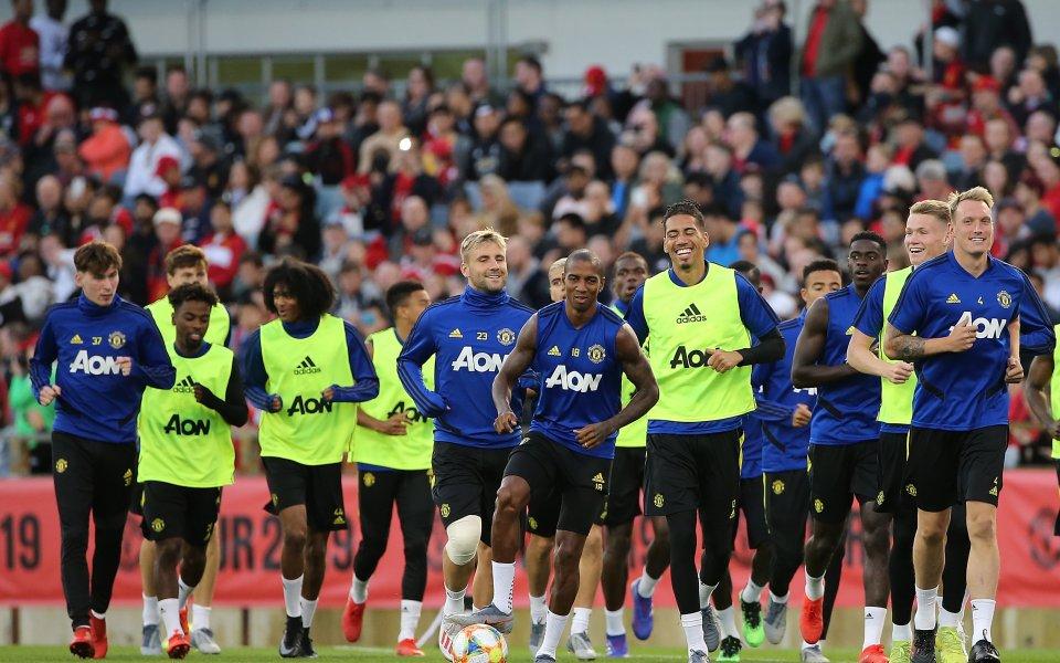 Новите екипи на Юнайтед вдъхновени от градската среда