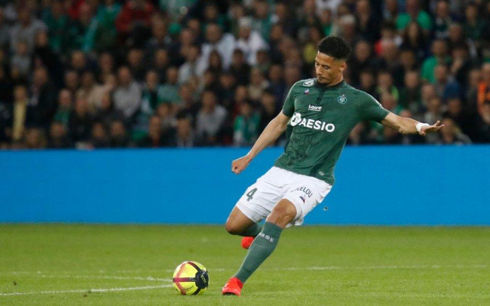 Амиен сложи край на победната серия на Сент Етиен в Лига 1
