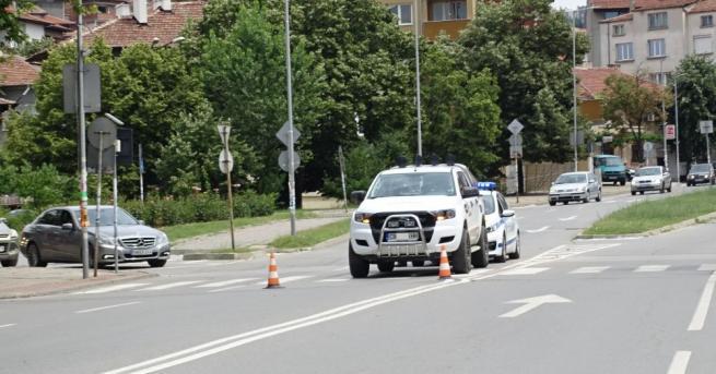 Блъсна дете на пешеходна пътека в Благоевград. Пътният инцидент е