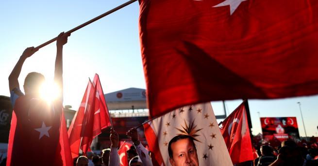 Свят Денят, който промени съвременна Турция По идея на президента