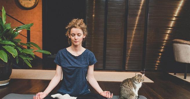 Йогата е полезна и като че ли няма две мнения
