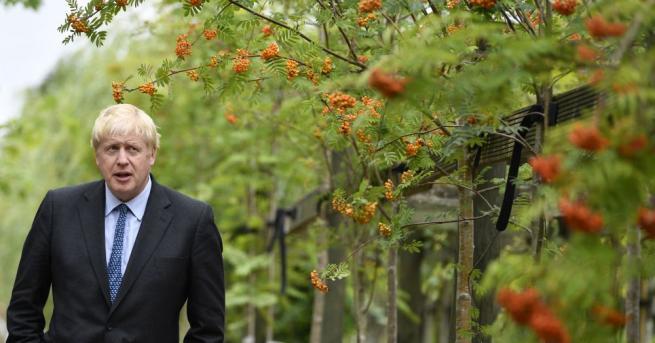 Той е истински феномен - Борис Джонсън, вероятният следващ британски