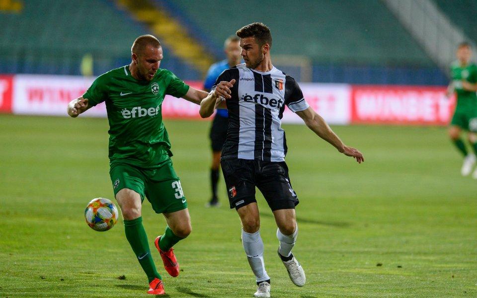 Едно от новите попълнения в отбора на Локомотив Пловдив –